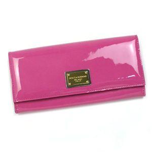 Dolce&Gabbana(ドルチェ&ガッバーナ) 長札財布 1 BI0087 80422 ピンク