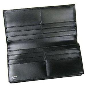 01カルティエ/Cartier 長札財布 PASHA DE CATIER L3000440/ブラック