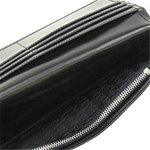 02カルティエ/Cartier 長札財布 PASHA DE CATIER L3000440/ブラック