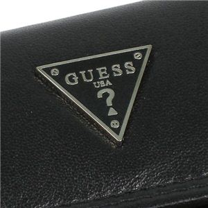 Guess(ゲス) キーケース OBSESSION 6 hook keycase ブラック