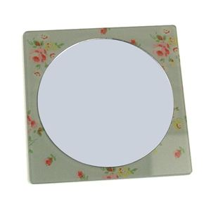 01CATH KIDSTON/キャスキッドソン ミラー 236935 SMALL MIRROR WITH CASE