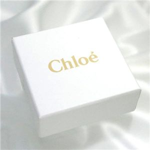 02クロエ/Chloe 携帯ストラップ 3MO183 Crystal 88/ブロンズ