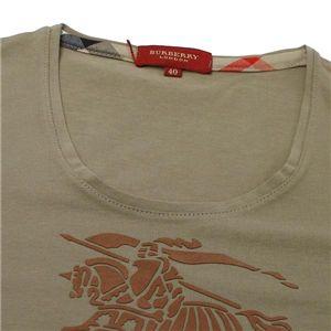 02バーバリー/BURBERRY Tシャツ BCOAT BCOAT 2043 ベージュ/40