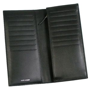 Christian Dior(クリスチャン ディオール) 長財布 GRA 2BUBC002 900U ブラック