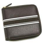 Ferragamo(フェラガモ) 二つ折り財布(小銭入れ付) OPANKシント 668622 LOS ANGELS 415325 ブラウン