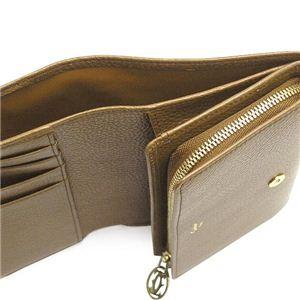 02カルティエ/Cartier 二つ折り財布(小銭入れ付) MARCELLO L3000816/キャメル