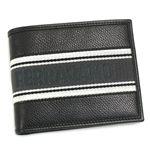 Ferragamo(フェラガモ) 二つ折り財布(小銭入れ付) OPANKシント 668611 LOS ANGELS 415094 ブラック