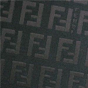 03フェンディ/FENDI ナナメガケバッグ 8BT150 MESSENGER FOREVER SMALL F0QA1/ブラック