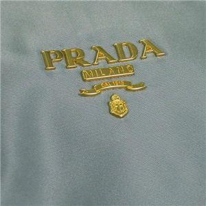 03プラダ/PRADA トートバッグ TESSUTO BR4001/ライトグレー