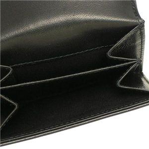 Christian Dior(クリスチャン ディオール) Wホック財布 ステータス S0025 M839 ダークグレー