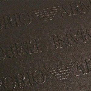 Emporio Armani(エンポリオ・アルマーニ) 二つ折り財布(小銭入れ付) YCD76 YEM122 80005 ブラウン