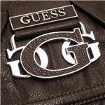 Guess(ゲス) ショルダーバッグ NOUVELLE PH207226 SMALL TURIP TOTE ブラウン