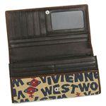 Vivienne Westwood(ヴィヴィアンウエストウッド) 長財布 STONEAGE 1032 ベージュ