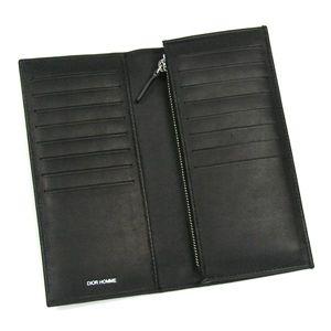 Christian Dior(クリスチャン ディオール) 長財布 DIOR METROPOLE 2DIBC002DIO 900 ブラック
