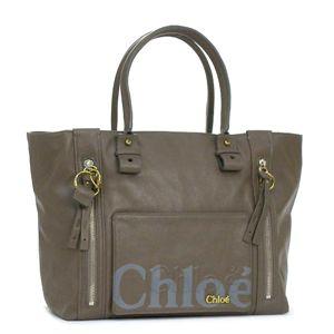 Chloe(クロエ) トートバッグ ECLIPSE 8AS527 PANDORA 63 ベージュ