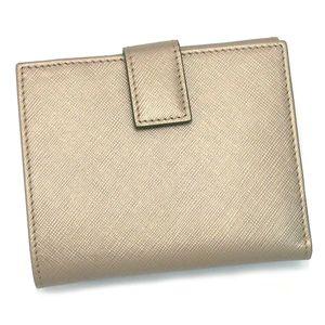 Ferragamo(フェラガモ) Wホック財布 VARA ICONA 22A951 437188 ブロンズ