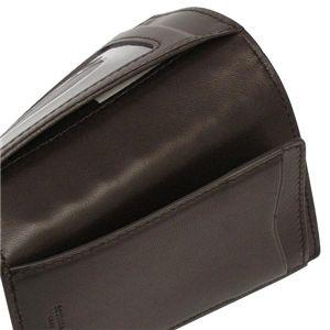 BOTTEGA VENETA(ボッテガヴェネタ) カードケース LADIES 169721 2040 ダークブラウン