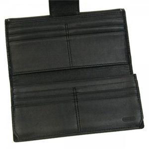 Coach Factory(コーチ ファクトリー) 長財布 2 43605 SV/BK H10×W19.5×D2 【アウトレット】