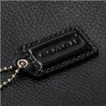 Coach Factory(コーチ ファクトリー) トートバッグ 14685 SV/BK H20×W32×D14 【アウトレット】