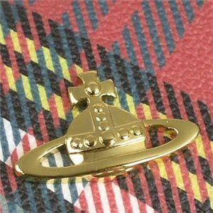 Vivienne Westwood(ヴィヴィアンウエストウッド) ナガザイフ DERBY 5140V  ブルー H10×W19×D2.5