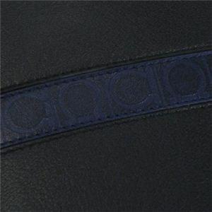 Ferragamo(フェラガモ) 長財布 MENS SLG FORM 668933 462851 ブラック/ブルー