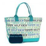 TOMMY HILFIGER(トミーヒルフィガー) トートバッグ STENCIL GROUP 6912276 13 レッド/ネイビー
