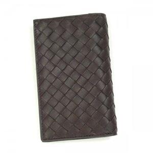 BOTTEGA VENETA(ボッテガベネタ) カードケース 156823 2040 ダークブラウン