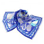 Emilio Pucci(エミリオプッチ) スカーフ 89 2 ブルーの詳細ページへ