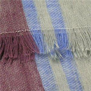 Vivienne Westwood(ヴィヴィアンウエストウッド) スカーフ F676 3 ブルーの生地