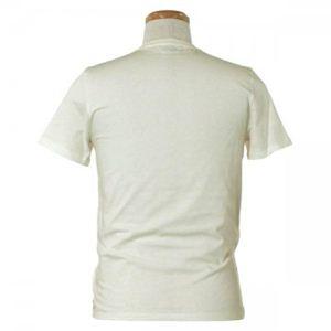 MONCLER(モンクレール) メンズポロシャツ 8019750 4 アイボリー (L68 S20.5 W51.1 SH43 L)