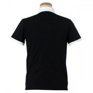 MONCLER(モンクレール) メンズポロシャツ 8316450 999 ブラック (L64.5 S18.5 W46 SH42 S)