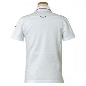 MONCLER(モンクレール) メンズポロシャツ 8334800 1 ホワイト (L66 S20 W45 SH42 S)