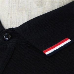 MONCLER(モンクレール) メンズポロシャツ 8335900 999 ブラック (L65 S20 W49 SH44 M)