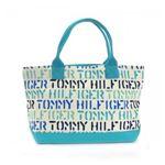 TOMMY HILFIGER(トミーヒルフィガー) トートバッグ STENCIL GROUP 6912243 13 MIST