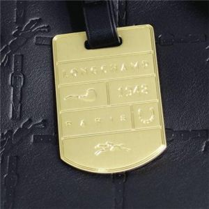 【2013年3月31日まで期間限定値下げ】Longchamp(ロンシャン) トートバッグ LM CUIR 1524 1 NOIR
