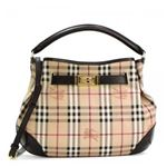 Burberry(バーバリー) ホーボー HYM MD WILLENMORE 2070T CHOCOLATE