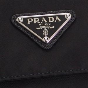 Prada(プラダ) ナナメガケバッグ 1BD953 F0002 NERO