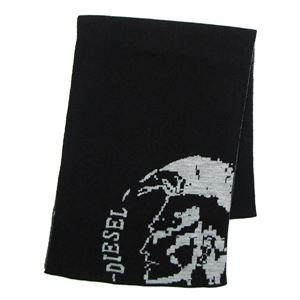 DIESEL(ディーゼル) マフラー 00S4ML 900 BLACK