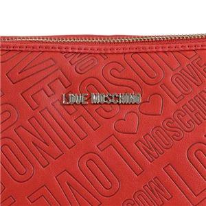 LOVE MOSCHINO(ラブモスキーノ) ショルダーバッグ  JC4232 500 ROSSO