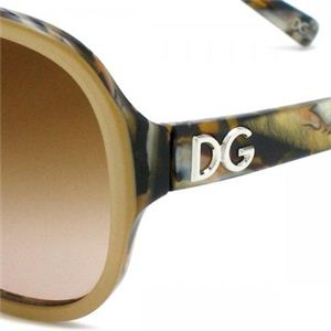 DOLCE&GABBANA(ドルチェアンドガッバーナ) サングラス/メガネ 0DG4048 851/13 LENS5.3×5.8