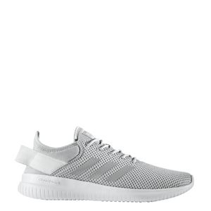 adidas(アディダス) NEO CLOUDFOAM QT FLEK W AQ1623 グレーTWO×グレーTWO×クリスタルホワイト 24.0cm