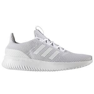 adidas(アディダス) NEO CLOUDFOAM ULT BC0121 ランニングホワイト×ランニングホワイト×グレーTWO 27.5cm