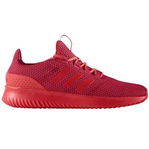 adidas(アディダス) NEO CLOUDFOAM ULT BC0123 スカーレット×コアレッド×カレッジエイトバーガンディ 28.0cm