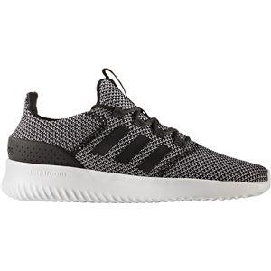 adidas(アディダス) NEO CLOUDFOAM ULT CG5801 コアブラック×コアブラック×ランニングホワイト 25.5cm