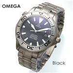 OMEGA シーマスター クロノメーター 300M チタン 2231.50/ブラック