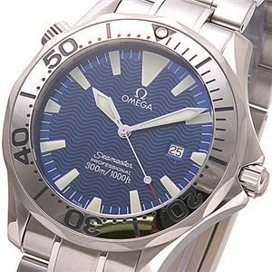 OMEGA シーマスターダイバー 300M 2265.80/ブルー