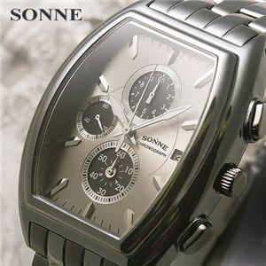SONNE(ゾンネ) トノークロノ ガンメタル S114N