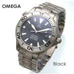 OMEGA シーマスター クロノメーター 300M チタン 2231/2232 ブラック