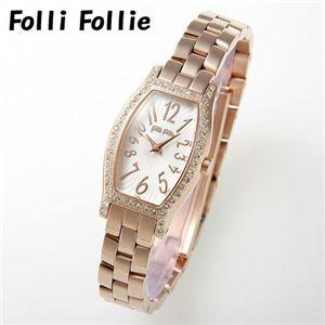 商品写真フォリフォリ/Folli Follie ブレスウォッチ/WF8B026BPS