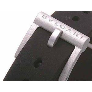 BVLGARI ディアゴノ・アルミニウム カーボンブラック AL29/AL32 カーボンブラック・レディース